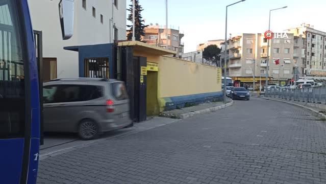Menemenspor'da hareketli saatler: Polis, kulüp binasında arama yapıyor