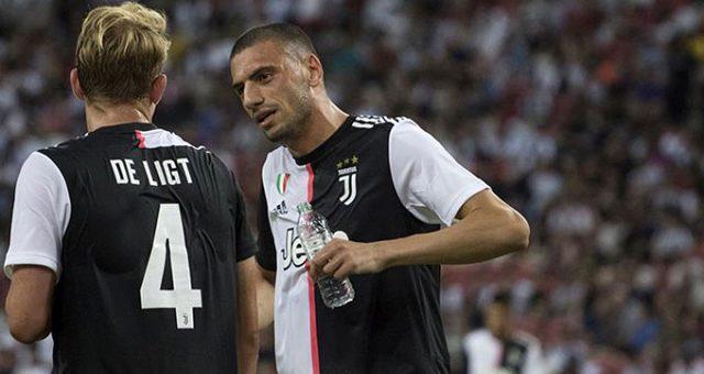 Merih'ten çarpıcı transfer açıklaması! Juventus kararını duyurdu