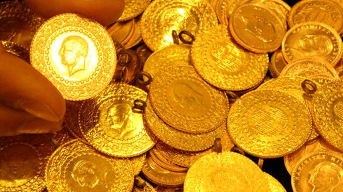 Merkez Bankası'nın faiz kararı sonrası yükselişe geçen altın, 491 lirayla rekor kırdı