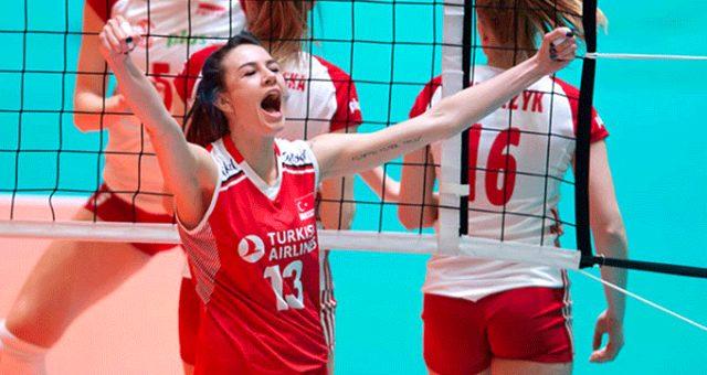 Meryem Boz, Olimpiyat Elemeleri'nin MVP'si seçildi