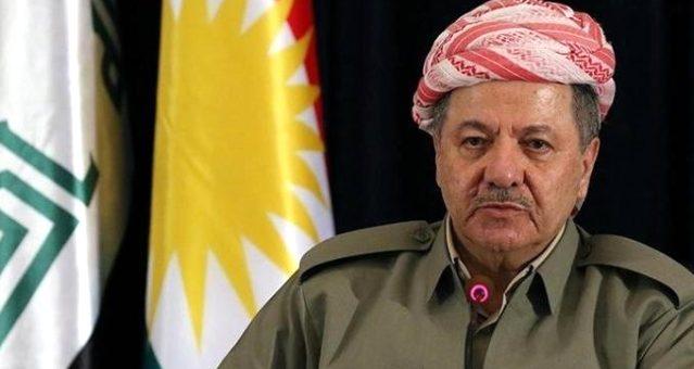 Mesut Barzani de sivilleri bahane ederek