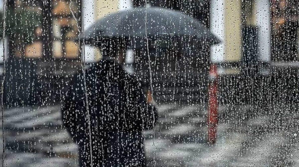 Meteoroloji 12 ilimizi sarı kod ile uyardı! Kuvvetli sağanak yağış etkili olacak