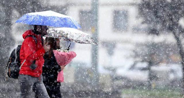 Meteoroloji'den Batı Karadeniz için kar yağışı uyarısı