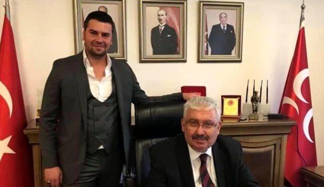 MHP'li Semih Yalçın'ın oğlu Turan İlteber Yalçın kimdir?