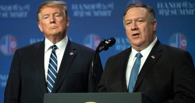 Mike Pompeo'dan küstah tehdit: Trump, ihtiyaç halinde Türkiye'ye askeri harekat yapılması için hazırlıklı