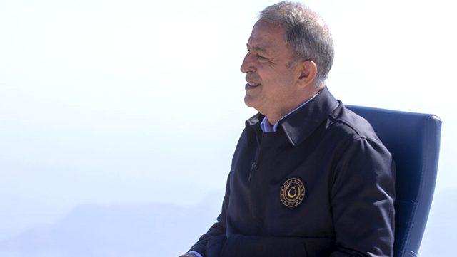 Milli Savunma Bakanı Akar'ın artık bir unvanı daha var! Dede oldu
