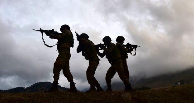 Milli Savunma Bakanlığı harekatın bilançosunu açıkladı: 181 hedefi ateş altına alındı