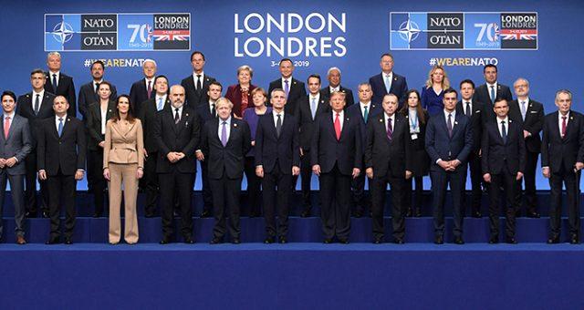 NATO Zirvesi sona erdi! Londra Bildirgesi yayımlandı