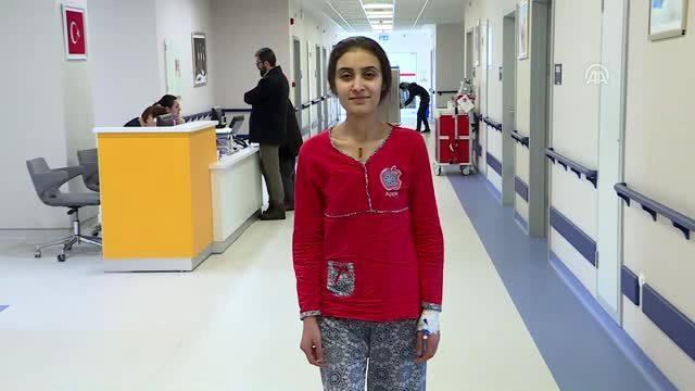 Organ naklinden 10 saatlik ameliyatla kurtuldu