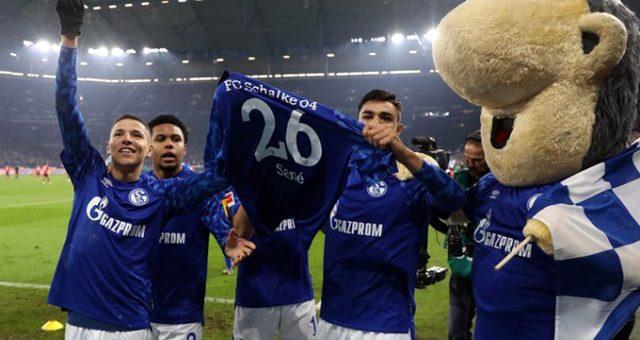 Ozan Kabak'ın gol attığı maçta Schalke evinde Düsseldorf ile berabere kaldı