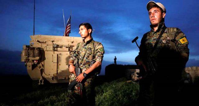 Pentagon: YPG'nin ana gövdesini oluşturduğu SDG'nin tampon bölgeden çekildiğini doğrulayamıyoruz