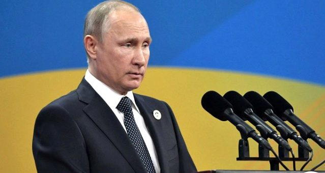 Putin, Barış Pınarı Harekatı ile ilgili ilk kez konuştu: DEAŞ'lılar kaçabilir