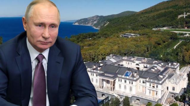 Putin'in gizli sarayını ifşa eden video 24 saat içinde milyonlarca kişi tarafından izlendi