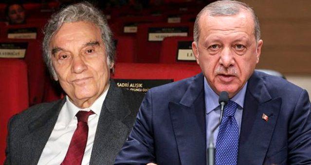 Recep Tayyip Erdoğan, hayatını kaybeden Süleyman Turan için taziye mesajı yayınladı