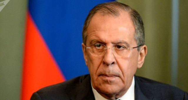 Rusya Dışişleri Bakanı Lavrov: Türkiye'nin endişelerini anlıyoruz
