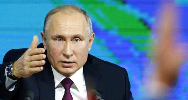 Rusya lideri Putin'den NATO'ya eleştiri: Çağın gerisinde