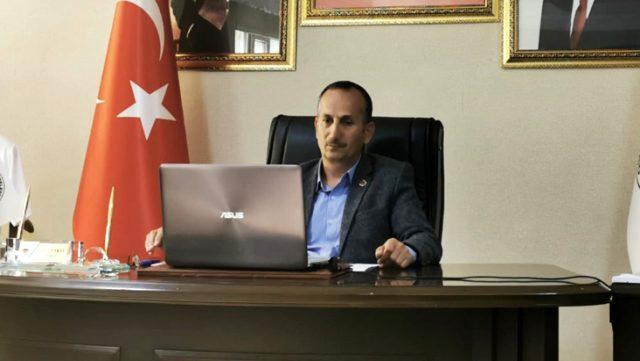 Şemdinli Belediye Başkanı Tahir Saklı'nın koronavirüs testi pozitif çıktı