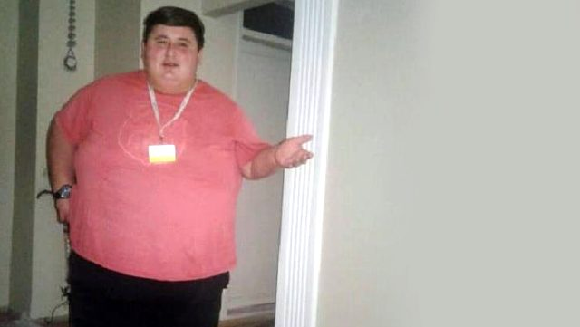 Sevdiği kızın ailesine kızıp 6 ayda 212 kilo verdi