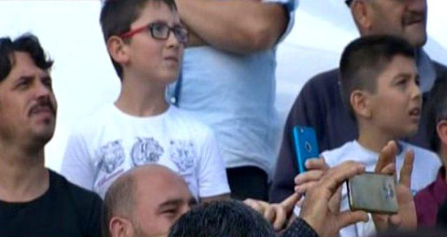 Solo Türk TEKNOFEST'te yaptığı gösteri uçuşu, izleyenlerin nefesini kesti