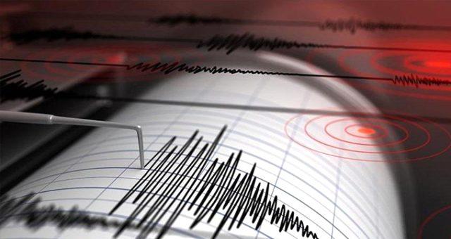 Son dakika: Akdeniz'de AFAD'a göre 3,7; Kandilli Rasathanesi'ne göre 4,0 büyüklüğünde bir deprem meydana geldi