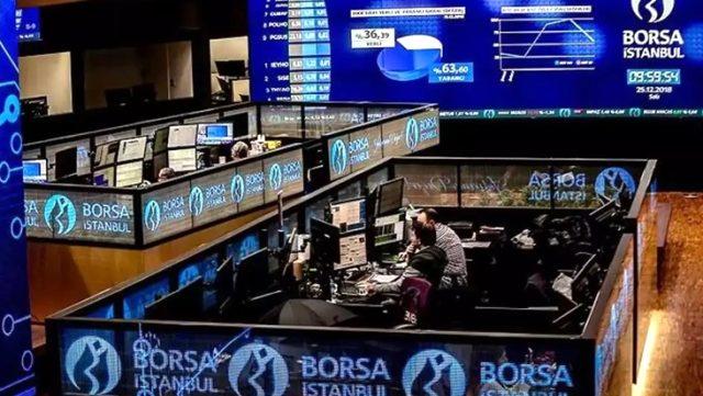 Son Dakika: Borsa İstanbul 100 endeksi salgın sonrası ilk kez 120 bin puanın üzerini gördü