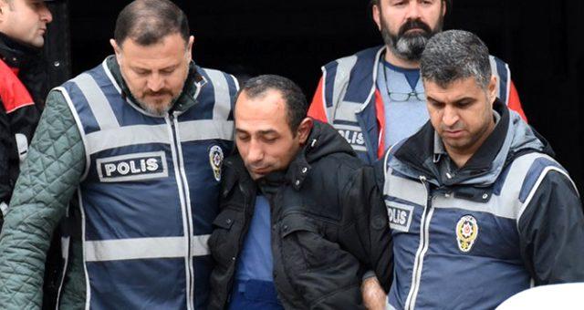 Son dakika: Ceren Özdemir'in katil zanlısı emniyetten böyle çıkartıldı