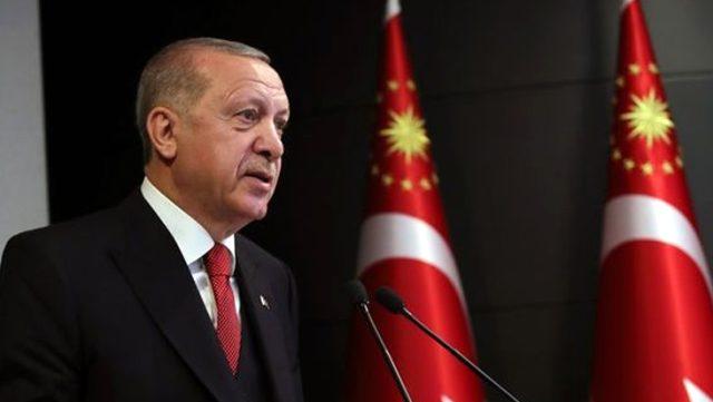 Son Dakika: Cumhurbaşkanı Erdoğan, Demokrasi ve Özgürlükler Adası'nın açılış töreninde konuşuyor