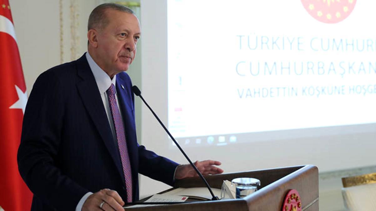 Son Dakika! Cumhurbaşkanı Erdoğan'dan dünyaya yerli aşı mesajı: İnşallah tüm insanlığın hizmetine sunacağız