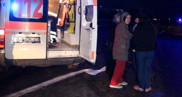 Son dakika: Düzce'de yolcu otobüsü ile kargo tırı çarpıştı: 2 ölü, 23 yaralı