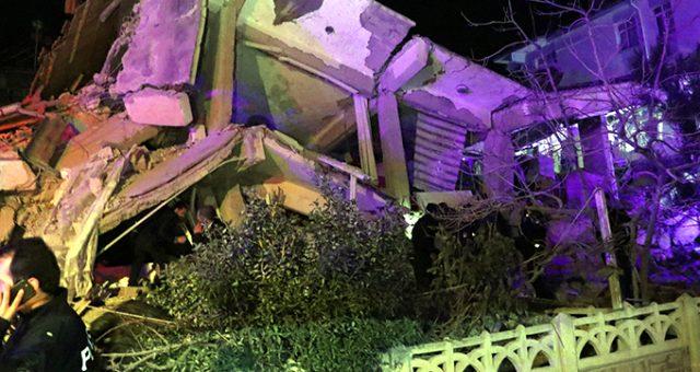 Son Dakika: Elazığ'daki depremde ölü sayısı 15'e yükseldi