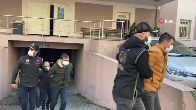 Son dakika haber: İzmir merkezli FETÖ operasyonda 25 tutuklama