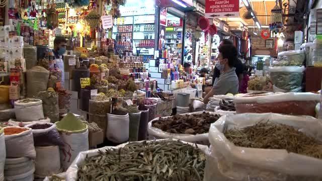 Son dakika haberleri: Şifa arayan bu pazara gidiyor