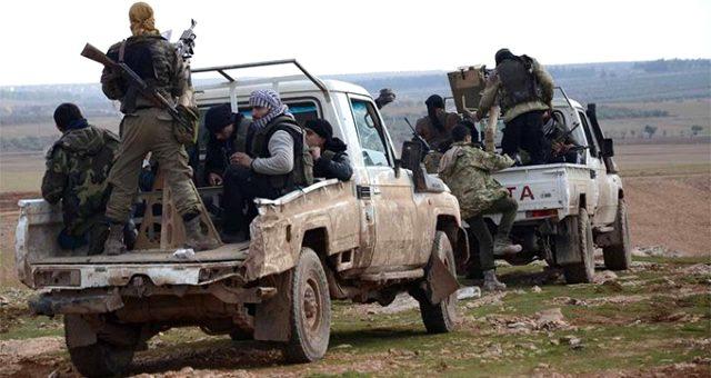 Son dakika: İdlib'de ılımlı muhalifler, stratejik önemdeki Serakib ilçesini kontrolüne aldı