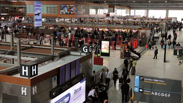Son dakika: İstanbul Sabiha Gökçen Havalimanı'nda bütün uçuşlar durduruldu