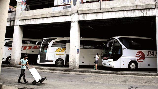 Son dakika: İstanbul Valisi Yerlikaya: Bugün 17.00 itibariyle otobüsle şehir dışına çıkışlar durdurulmuştur