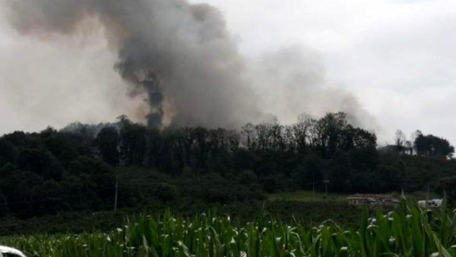 Son Dakika: Sakarya Hendek'teki patlama sonrası Kızılay Başkanı'ndan kimyasal gaz uyarısı