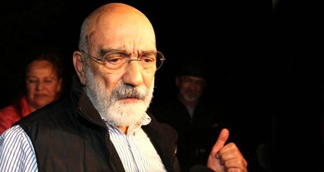 Son dakika: Tahliye edilen Ahmet Altan hakkında yakalama kararı çıkarıldı