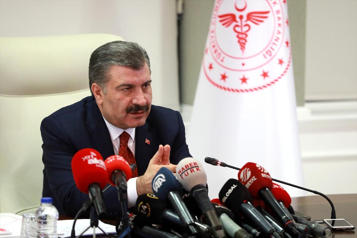 Son Dakika: Türkiye'de 3 Aralık günü koronavirüs nedeniyle 187 kişi vefat etti, 32 bin 381 yeni vaka tespit edildi