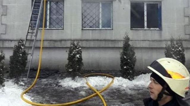 Son Dakika: Ukrayna'da huzur evinde yangın: 15 ölü, 5 yaralı