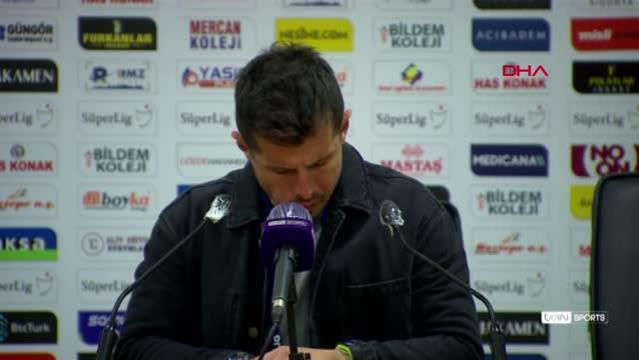SPOR Emre Belözoğlu: Kupayı hala istiyoruz ve ben buna yürekten inanıyorum