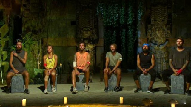 Survivor 2020'nin favorilerinden Sercan Yıldırım, adaya veda etti