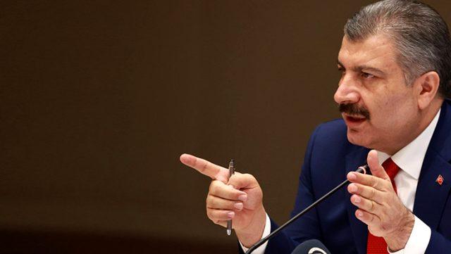 Tartışma yaratan vaka sayısı sözlerinin ardından Bakan Koca'dan yeni açıklama: Ulusal çıkarlar korunuyor