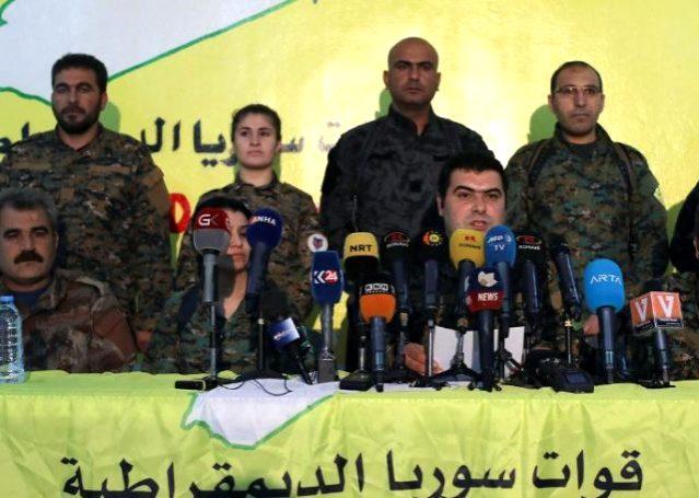 Terör örgütü YPG/PKK Rasulayn'dan çekildiğini duyurdu SMÖ yalanladı