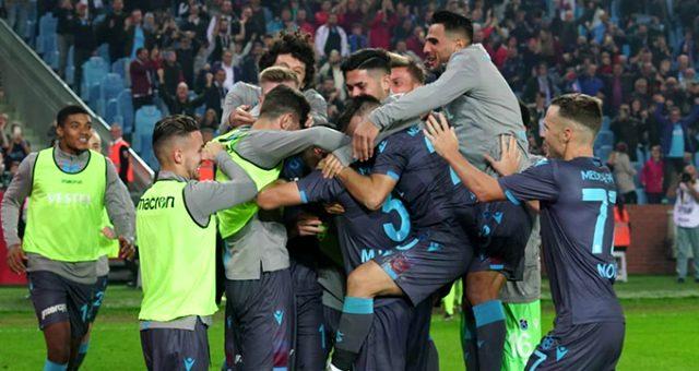 Trabzonspor, Alanyaspor'u 1-0 mağlup etti!