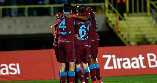 Trabzonspor, Altay'ı 2-1 mağlup etti