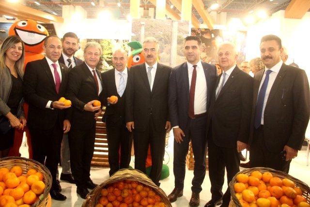 Travel Turkey'de Menderes standına yoğun ilgi