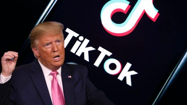Trump, TikTok'a 15 Eylül'e kadar süre verdi
