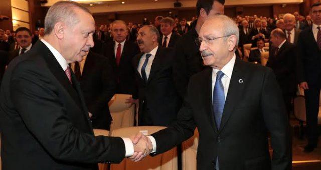 Trump'ın mektubunu iade eden Erdoğan, Kılıçdaroğlu'na yüklendi: Haber vermek lazım