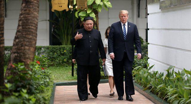 Trump'tan Kim Jong-un açıklaması: Ona 'Roket Adam' diyorum çünkü roket fırlatmayı seviyor