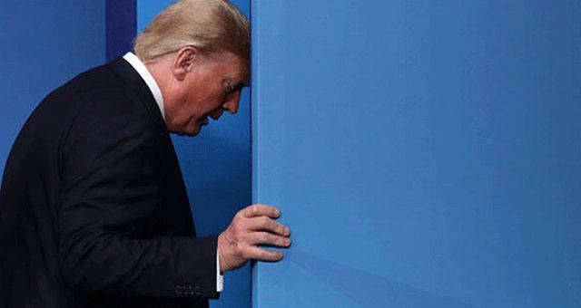 Trump'tan sürpriz karar: Basın toplantısını iptal etti